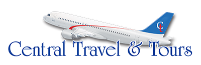 Central Travel & Tours Logo